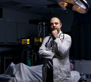 Dr. Sam Parnia, an expert on resuscitation science